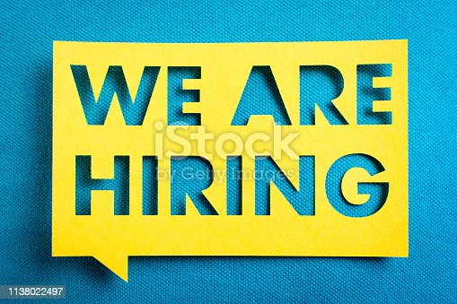 477419728istockphoto Concept of recruitment and job search.