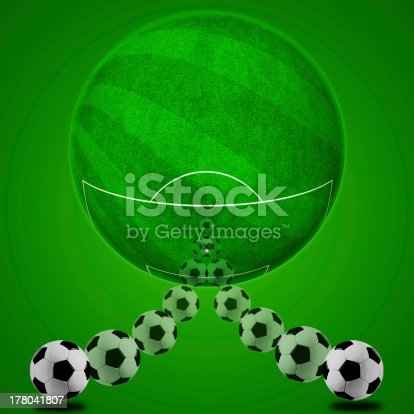 185262834 istock photo concept of soccer to the background. 178041807