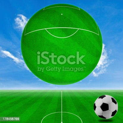 185262834 istock photo concept of soccer to the background. 178458769