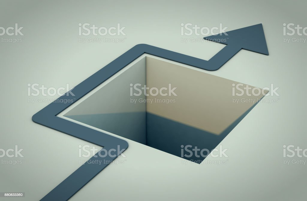 concept of solution stock photo