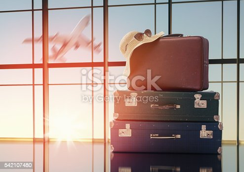 istock concept of travel and holiday 542107480