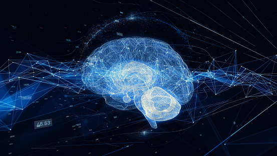 istock AI(Artificial Intelligence) concept. 1001817594