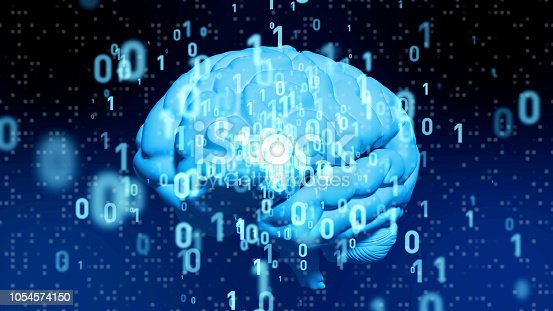 istock AI (Artificial Intelligence) concept. 1054574150