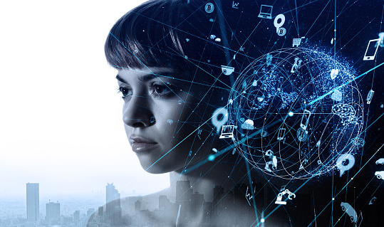 1054574034 istock photo AI (Artificial intelligence) concept. 1127063756