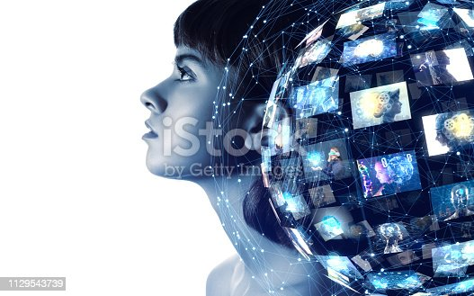 545118508 istock photo AI (Artificial Intelligence) concept. 1129543739