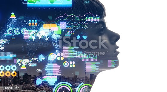 istock AI (artificial Intelligence) concept. 1132912571