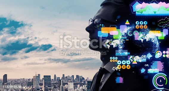 istock AI (artificial Intelligence) concept. 1132912578