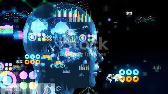 istock AI (artificial Intelligence) concept. 1132912604