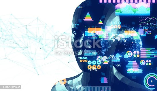 istock AI (artificial Intelligence) concept. 1132912605