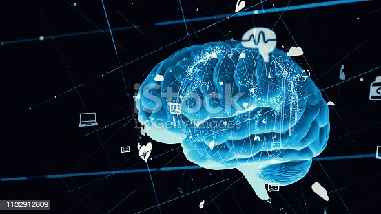 545118508 istock photo AI (artificial Intelligence) concept. 1132912609