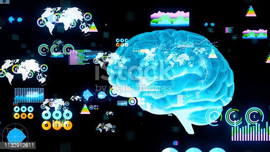 545118508 istock photo AI (artificial Intelligence) concept. 1132912611