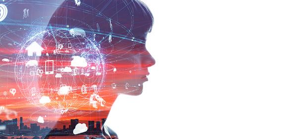 1054574034 istock photo AI (Artificial Intelligence) concept. 1140691180