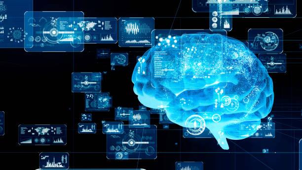 AI (Künstliche Intelligenz) Konzept. – Foto