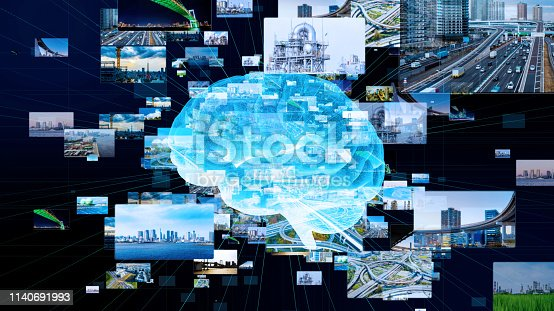 545118508 istock photo AI (Artificial Intelligence) concept. 1140691993