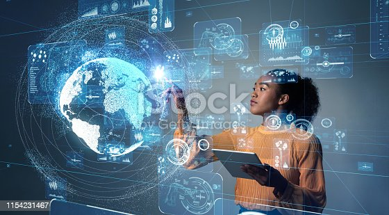 istock GUI (Graphical User Interface) concept. 1154231467