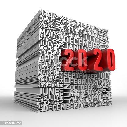 istock 2020 Concept 1168257986