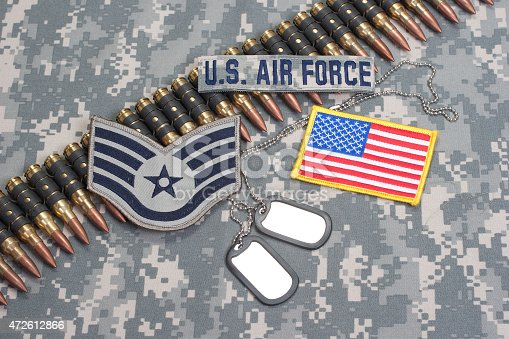 istock US AIR FORCE concept 472612866