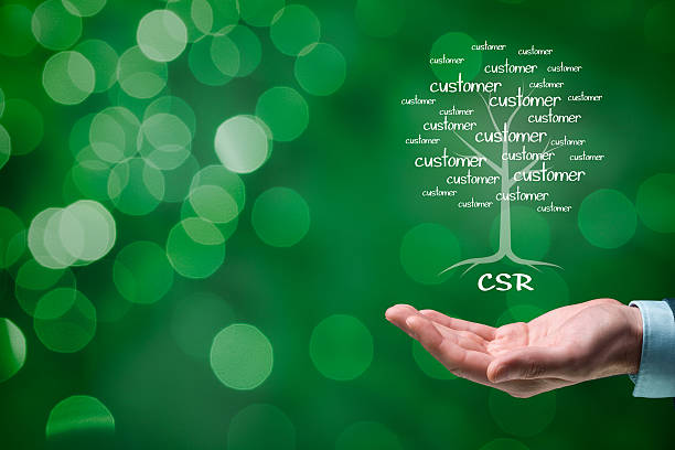 csr concept - responsible business stock photos and pictures