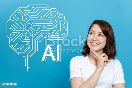 990107166 istock photo AI (artificial intelligence) concept. 851955846