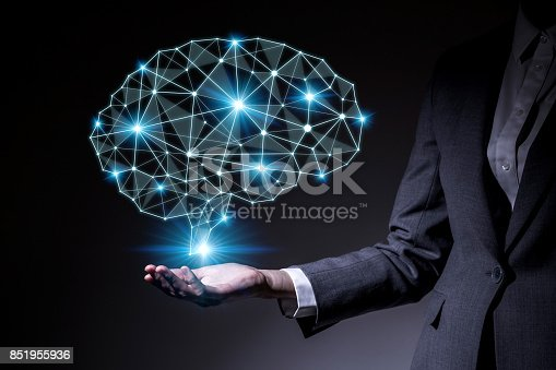 istock AI (artificial intelligence) concept. 851955936