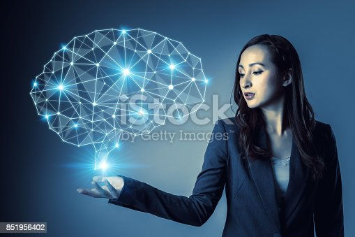 990107166 istock photo AI (artificial intelligence) concept. 851956402