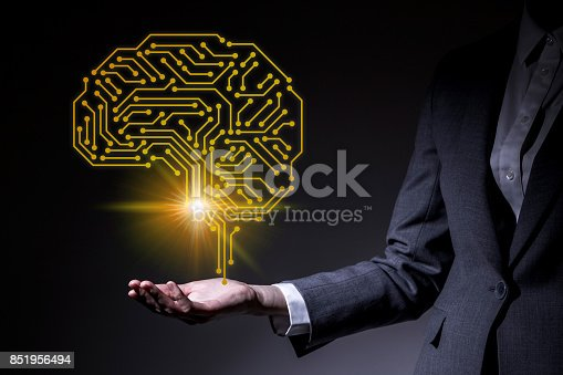 990107166 istock photo AI (artificial intelligence) concept. 851956494