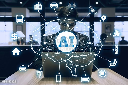 851956284istockphoto AI (artificial intelligence) concept. 864483126