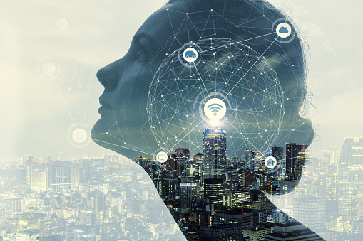 istock AI(Artificial Intelligence) concept. 872670490