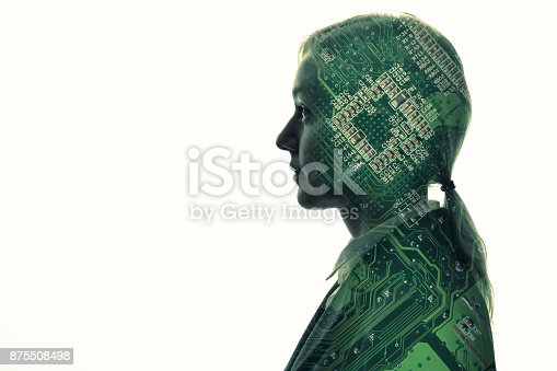 851956174istockphoto AI(Artificial Intelligence) concept. 875508498
