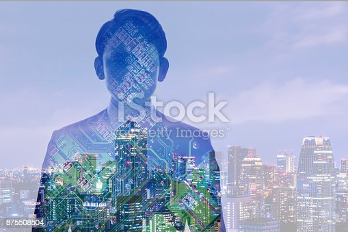 istock AI(Artificial Intelligence) concept. 875508504