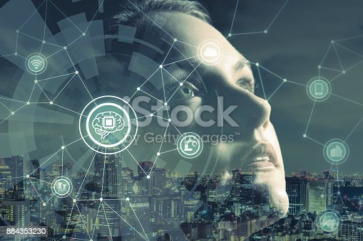 872670490istockphoto AI(Artificial Intelligence) concept. 884353230