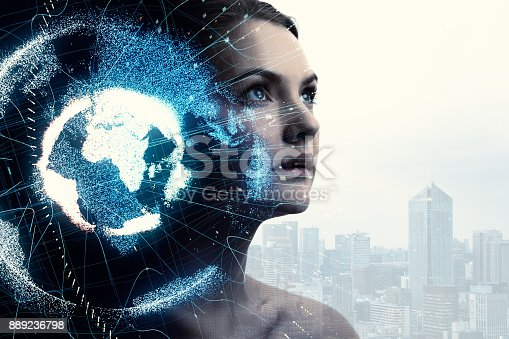 872670540 istock photo AI (Artificial Intelligence) concept. 889236798