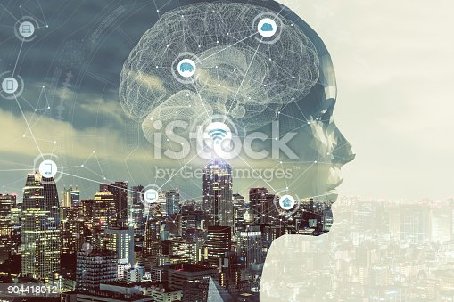 istock AI(Artificial Intelligence) concept. 904418012