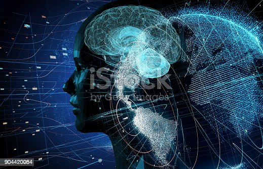 istock AI(Artificial Intelligence) concept. 904420084
