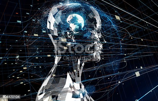 istock AI(Artificial Intelligence) concept. 904420104