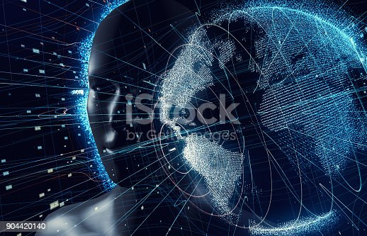 istock AI(Artificial Intelligence) concept. 904420140