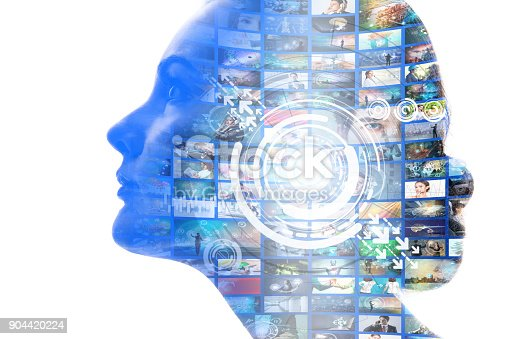 istock AI (Artificial Intelligence) concept. 904420224