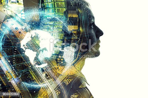 istock AI (Artificial Intelligence) concept. 904420364