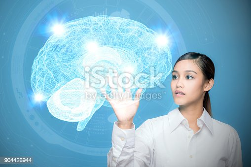 990107166 istock photo AI(Artificial Intelligence) concept. 904426944