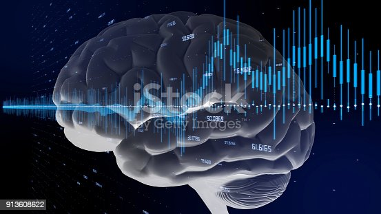 istock AI(Artificial Intelligence) concept. 913608622