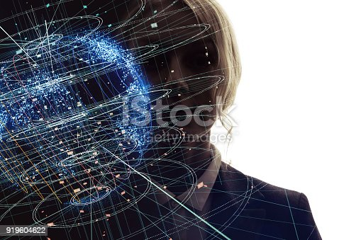 916376282 istock photo AI(Artificial Intelligence) concept. 919604622