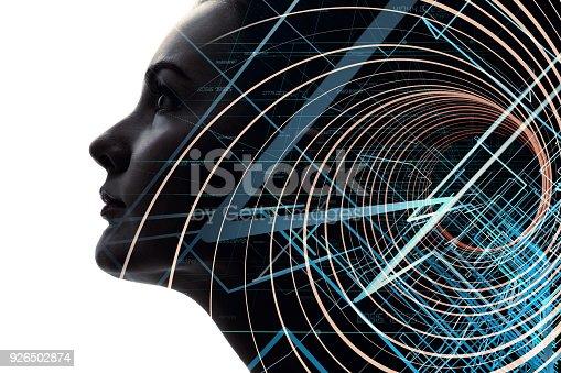 872670454 istock photo AI(Artificial Intelligence) concept. 926502874