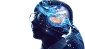 istock AI (Artificial Intelligence) concept. 990122254