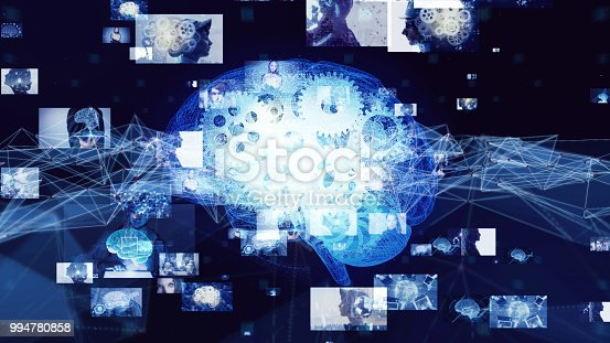 istock AI (Artificial Intelligence) concept. 994780858