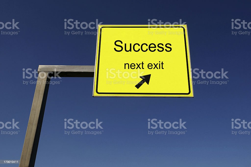 concept sign series royalty-free stock photo