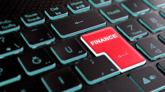 istock concept visual on keyboard for finance applications 1183442229