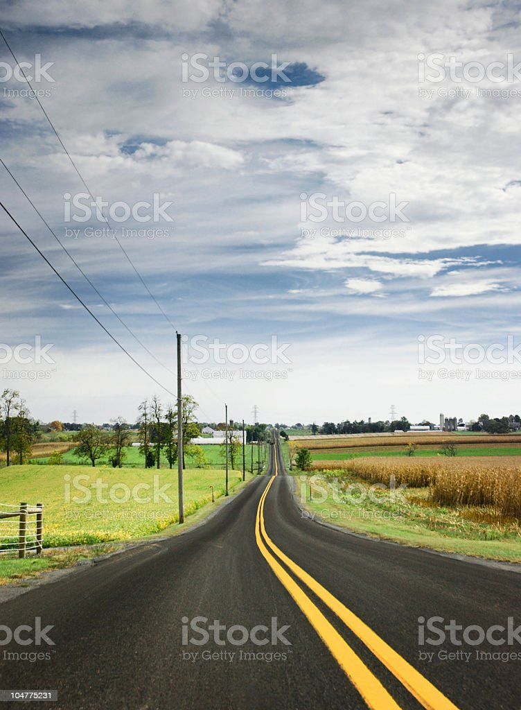 Concepts; Going nowhere stock photo