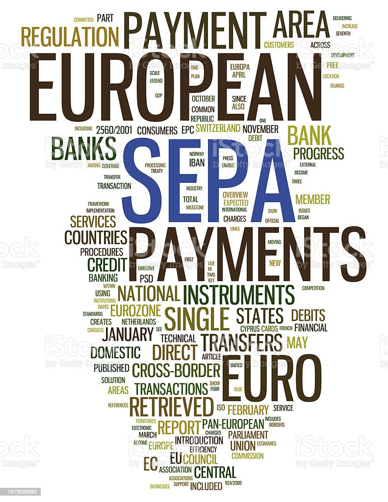 SEPA Concepts stock photo