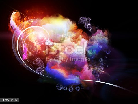 istock Conceptual Design Nebulae 173708161
