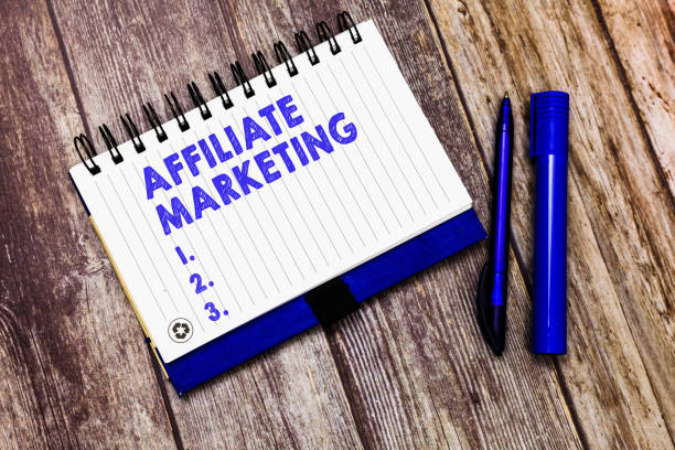 Conceptual hand writing showing Affiliate Marketing. Business photo text Promoting another demonstratings product Earning a Commission Conceptual hand writing showing Affiliate Marketing. Business photo text Promoting another demonstratings product Earning a Commission. affiliate stock pictures, royalty-free photos & images